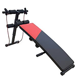 Cyber Monday Special ! Adjustable Decline Sit up Bench Ab Crunch Board