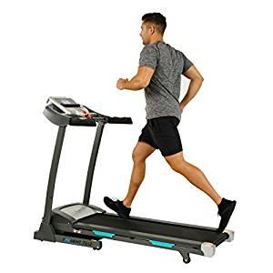 EFITMENT T012 Bluetooth Motorized Treadmill