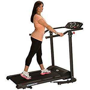 Exerpeutic TF 3000 Foldable Treadmill