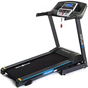 GoPlus 2.25 HP Folding Electric Treadmill
