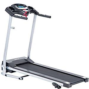 Ideal Choice Product Electric Motorized Portable Folding Treadmill