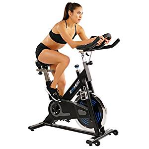 Indoor Cycle Bike, Magnetic Cycling Trainer Exercise Bike