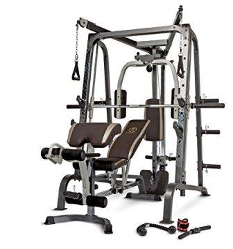 Marcy Combo Smith Total Body Strength Home Gym Machine