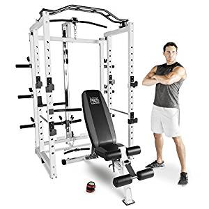 Marcy Pro Deluxe Folding Total Body Home Gym Power Cage System