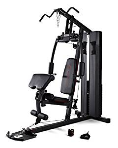 Marcy Stack Dual Function Home Gym 200 lbs Stack MKM-81010