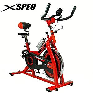 NEW Xspec Pro Stationary Upright Exercise Bike Indoor Cycling Bicycle