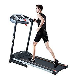 Shayin Home Fitness Electric Folding Treadmill