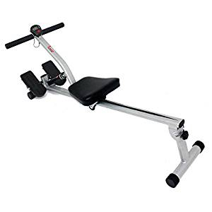 Sunny SF-RW1205 12 Adjustable Resistance Rowing Machine Rower