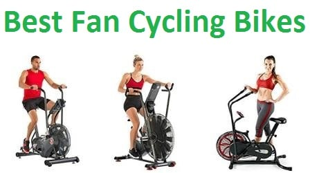 TOP 15 BEST FAN CYCLING BIKES IN 2018 - COMPLETE GUIDE
