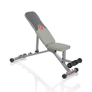 Universal 5-Position Weight Bench