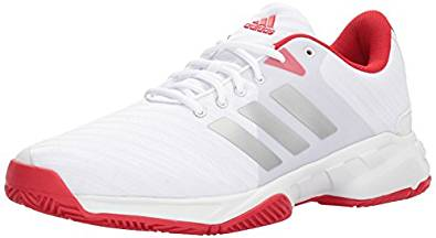 White|Red Tennis – Adidas Barricade Court 3 Tennis Shoes Mens WhiteRed