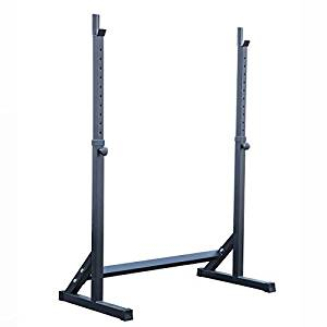 Akonza Adjustable Squat Rack Stand Barbell
