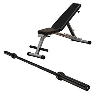 Body-Solid Powerline Folding Bench