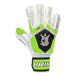 Brine King Match 3X Soccer Goalie Gloves