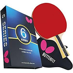 Butterfly 603 Table Tennis Racket Set