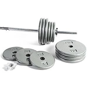 CAP Barbell 100 lb. Standard Set
