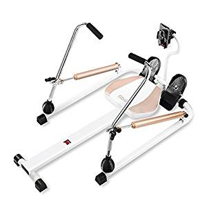 Fitbill Smart Indoor Rowing Machine with Free Workout App