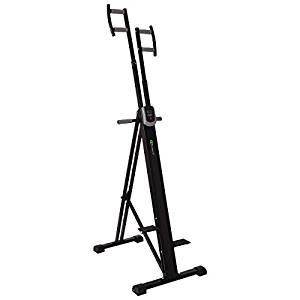 GoPlus Vertical Climber Exercise Climbing Machine