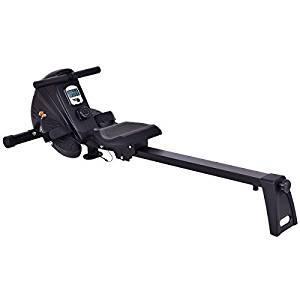Goplus Magnetic Folding Rowing Machine Row Machine Rower