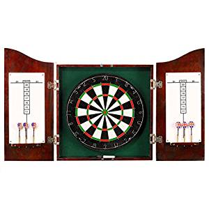 Hathaway Centrepoint Dartboard and Cabinet