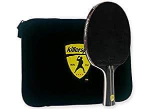 Killerspin JetBlack Combo Table Tennis Paddle