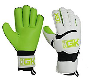KixGK Club Goalkeeper Gloves with finger protection