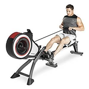 Marcy Foldable Turbine Rowing Machine Rower