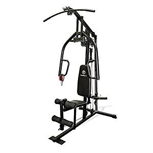 Marcy Free Weight Strength Training Home Gym