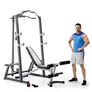Marcy Home Gym Fitness Deluxe Cage System Machine