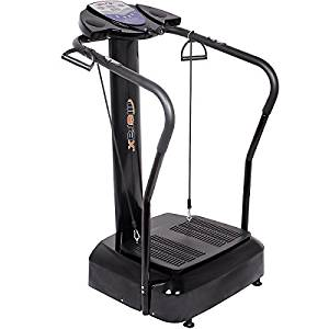 Merax 2000W Whole Body Crazy Fit Vibration Platform Fitness Machine