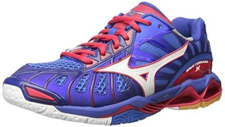 Mizuno Men's Wave Tornado X Volleyball-Shoes