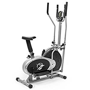 Plasma Fit Elliptical Machine Cross Trainer