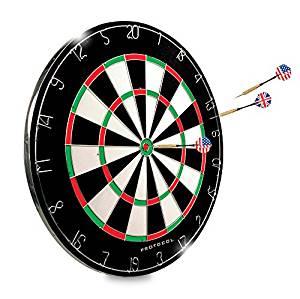"Protocol 18"" Regulation Sized Tournament Dartboard"