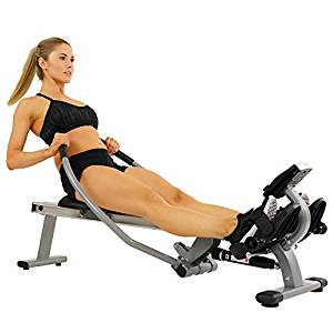 Sunny Health & Fitness Full Motion Rowing Machine SF-RW5727