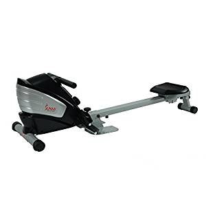 Sunny Health & Fitness SF-RW5622 Dual Function Magnetic Rowing Machine