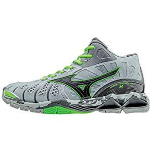 The Mizuno Men's Wave Tornado 6 Volleyball Shoe