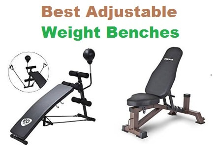 Top 15 Best Adjustable Weight Benches in 2018 - Ultimate Guide