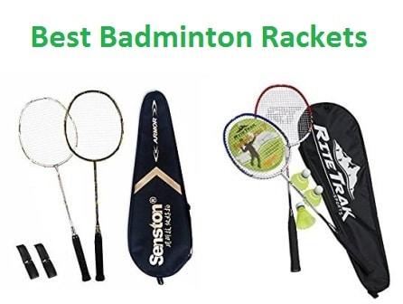 Top 15 Best Badminton Rackets in 2018