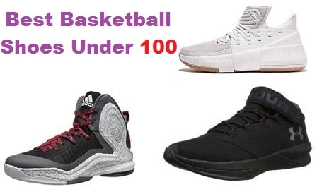 outlet store b6510 f02e5 Top 15 Best Basketball Shoes Under 100 in 2019