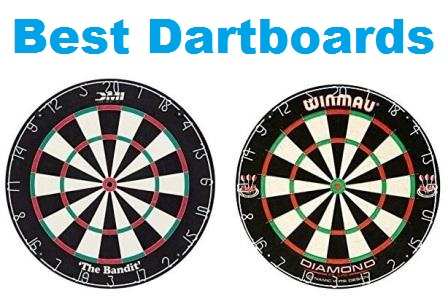 Top 15 Best Dartboards in 2018