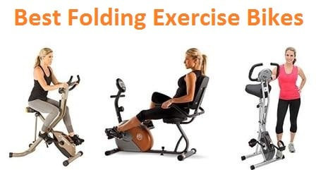 Top 15 Best Folding Exercise Bikes in 2018