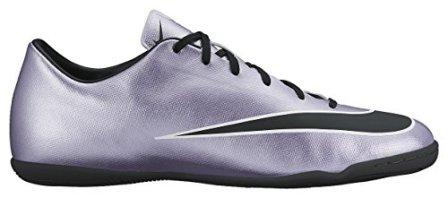 c9fdb84cd NIKE Men s Mercurial Victory V IC Indoor Soccer Shoe. Materials and  construction