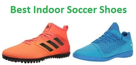 Top 15 Best Indoor Soccer Shoes in 2018