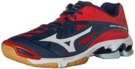 4f6705e336a6 ... Mizuno Men's Wave Lightning Z BK-SL Volleyball Shoe