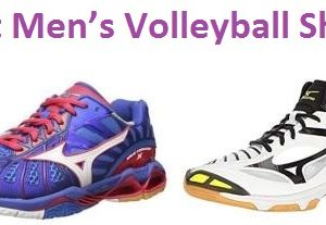 Top 15 Best Men's Volleyball Shoes in 2019