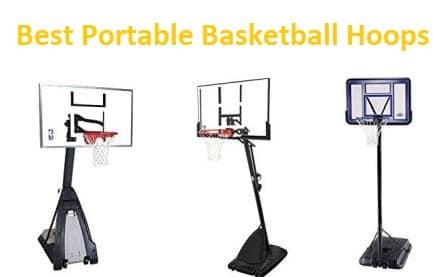 Top 15 Best Portable Basketball Hoops in 2018