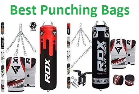 Top 15 Best Punching Bags in 2018