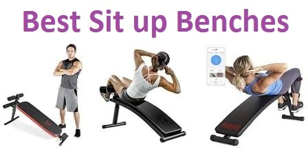 Top 15 Best Sit up Benches in 2018 - Complete Guide