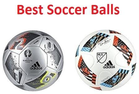 Top 15 Best Soccer Balls in 2018