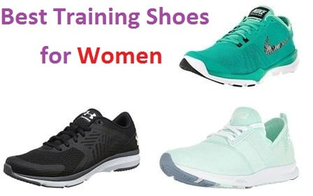 Top 15 Best Training Shoes for Women in 2020
